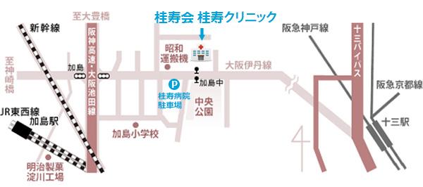 桂寿病院アクセス